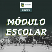 Módulo Escolar - Programa Jogue Tênis nas Escolas
