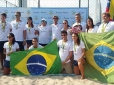 Brasil conquista o tri no Pan-Americano de Beach Tennis