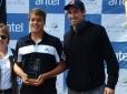 Gilbert Klier Junior é campeão de 16 anos no Uruguay Bowl