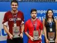 Thiago Pinheiro e Nathalia Rossi vencem Campeonato Universitário