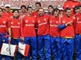 Copa Davis: Equipe brasileira é homenageada no Beira-Rio