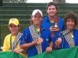 Equipe masculina do Brasil termina Sul-americano 12 anos em terceiro lugar