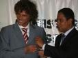 Tênis recebe pela primeira vez a Cruz do Mérito Desportivo