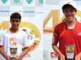 Brasileiros Silas Cerqueira e Thiago Monteiro são campeões do 40º Banana Bowl das categorias 14 e 16 anos