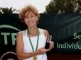 Patrícia Medrado fica com o vice no Mundial de Seniors