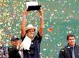 Feijão vira e conquista o maior título da carreira em Bogotá