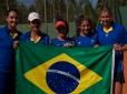 Brasil conquista o Sul-americano de 14 anos feminino
