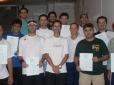Lista de participantes do Curso ITF Nível I de Arbitragem de Florianópolis (SC)