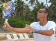 Narck Rodrigues é o novo técnico do Beach Tennis brasileiro