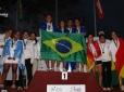 Equipe feminina do Brasil conquista o Sul-americano de 16 anos