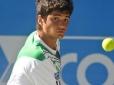 Pedro Dumont joga três finais consecutivas e sobe para 128º do ranking juvenil mundial
