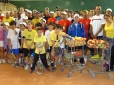 Gira de cursos Club Junior atraiu mais de 170 participantes