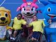 Tênis conquista medalha de bronze nos Jogos Parapan-Americanos