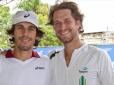 Caio Zampieri e Roxane Vaisemberg são os grandes campeões do Correios Brasil Masters Cup