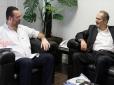 Ministro recebe Jorge Lacerda e apoia projetos da CBT