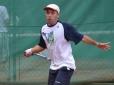 Gusmão vence comentarista no ITF Seniors do Rio