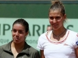Bia Haddad Maia é vice-campeã nas duplas juvenis de Roland Garros