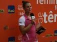 Ana Clara Duarte conquista Santos e volta aos títulos