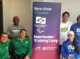 Equipe brasileira chega a Londres para a Paralimpíada