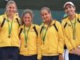 Brasil vence e fatura o terceiro lugar da Fed Cup Junior