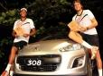 Feijão e Demoliner ganham mais um título no Rio