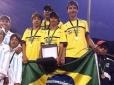 Brasil é campeão sul-americano de 12 anos masculino