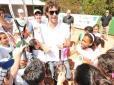 Guga e astros do tênis marcam festa do Rolando Arroz