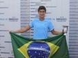 Orlando Luz é campeão do Eddie Herr em simples duplas