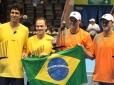 Irmãos Bryan vencem Melo e Soares no Federer Tour