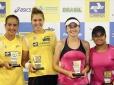 Brasileiras são vice-campeãs de duplas do Banana Bowl