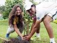 43º Banana Bowl teve plantio de árvores em Itajaí