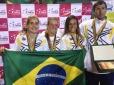 Brasil é tricampeão sul-americano feminino de 16 anos