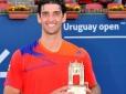 Thomaz Bellucci volta a ser campeão no Uruguai