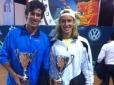 Gabriel Hocevar e Rafael Matos são campeões no México