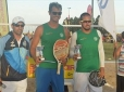 Abreu e Chapparo são campeões em Buenos Aires