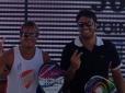 Font conquista Maraca Open e será número 1 do mundo