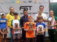 Tenistas de sete estados vencem no Circuito Paraná