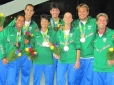 Brasil conquista 5 medalhas nos Jogos Sul-Americanos de Praia