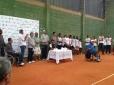 Pomme e Candida são campeões no Niterói Open