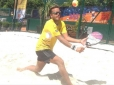 Vini Font assume número 1 do mundo no Beach Tennis