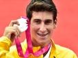 Luz conquista a prata na Olimpíada da Juventude
