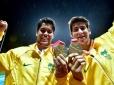 Luz e Zormann ganham o ouro na Olimpíada da Juventude