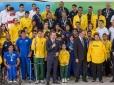 Mineiros e Zwetsch são recebidos pela presidente