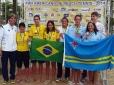 Brasileiros dominam Pan-Americano de Beach Tennis