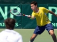 Brasil vence a Argentina e fecha a Copa Davis Jr em 5º