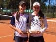 Brasileiros conquistam títulos de duplas no Uruguai