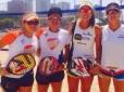 Brasileiros vencem Guarulhos Open de Beach Tennis
