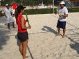 Guilherme Prata comandou Módulo 1 de Beach Tennis