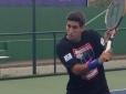 Orlando Luz passa a treinar na ADK Tennis em Itajaí