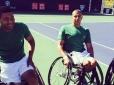 Mineiros fecham campanha no Wheelchair Masters